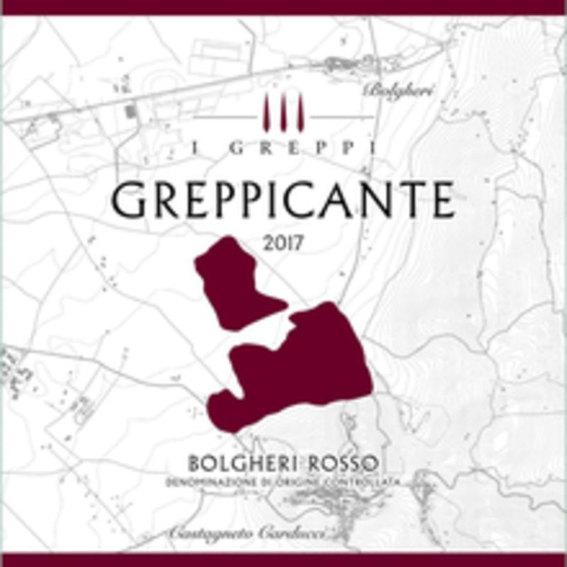 I Greppi Bolgheri Greppicante 2017
