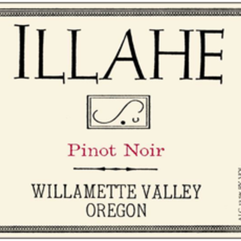 Illahe Vineyards Pinot Noir 2019