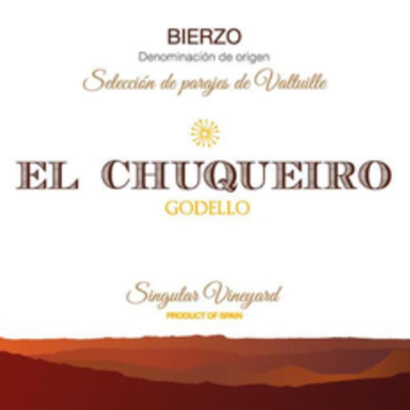 """Jose Antonio Garcia """"El Chuqueiro"""" Bierzo Godello Singular Vineyard 2015"""