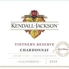 Kendall Jackson Vintners Reserve Chardonnay 2019
