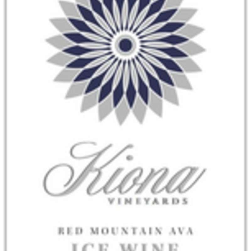Kiona Vineyards Chenin Blanc Ice Wine 2018