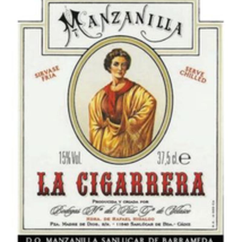 La Cigarrera Manzanilla Sherry 375mL