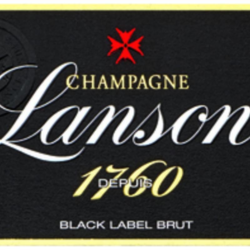 Lanson Champagne Brut Black Label NV