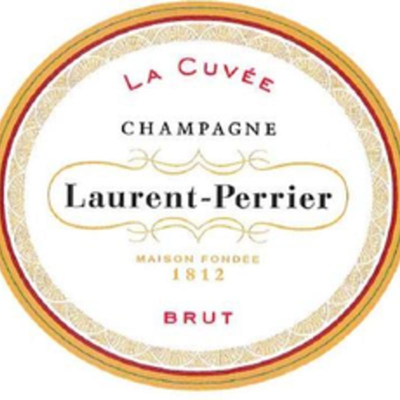 Laurent Perrier Champagne Brut La Cuvee NV 187mL