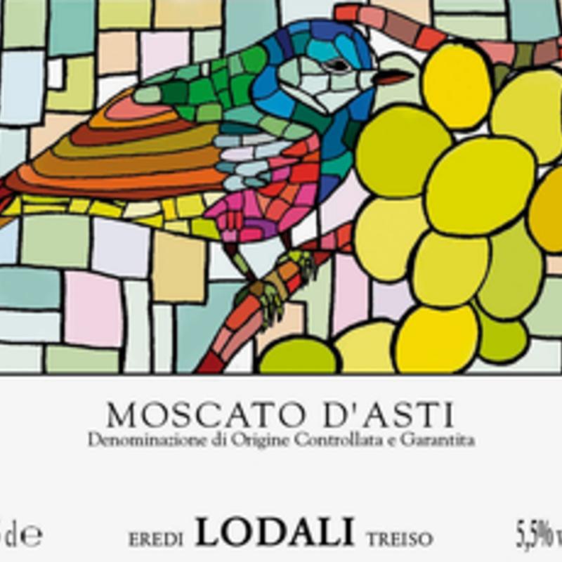 Lodali Moscato D'Asti 2020