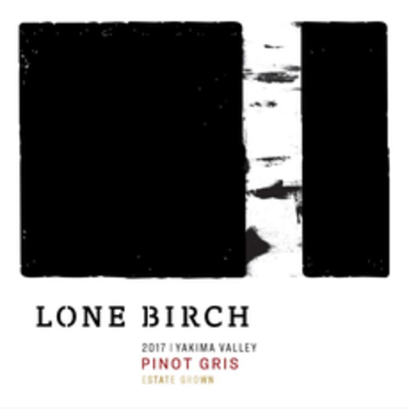 Lone Birch Pinot Gris 2018