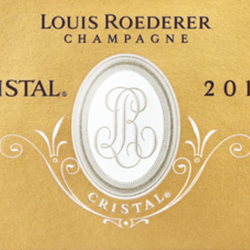 Louis Roederer Champagne Brut Cristal 2012