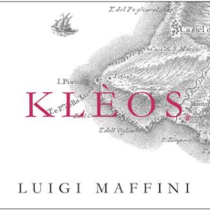 "Luigi Maffini ""Kleos"" Aglianico 2017"