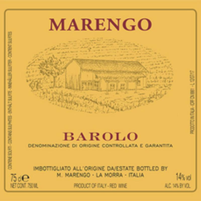 M. Marengo Barolo 2016