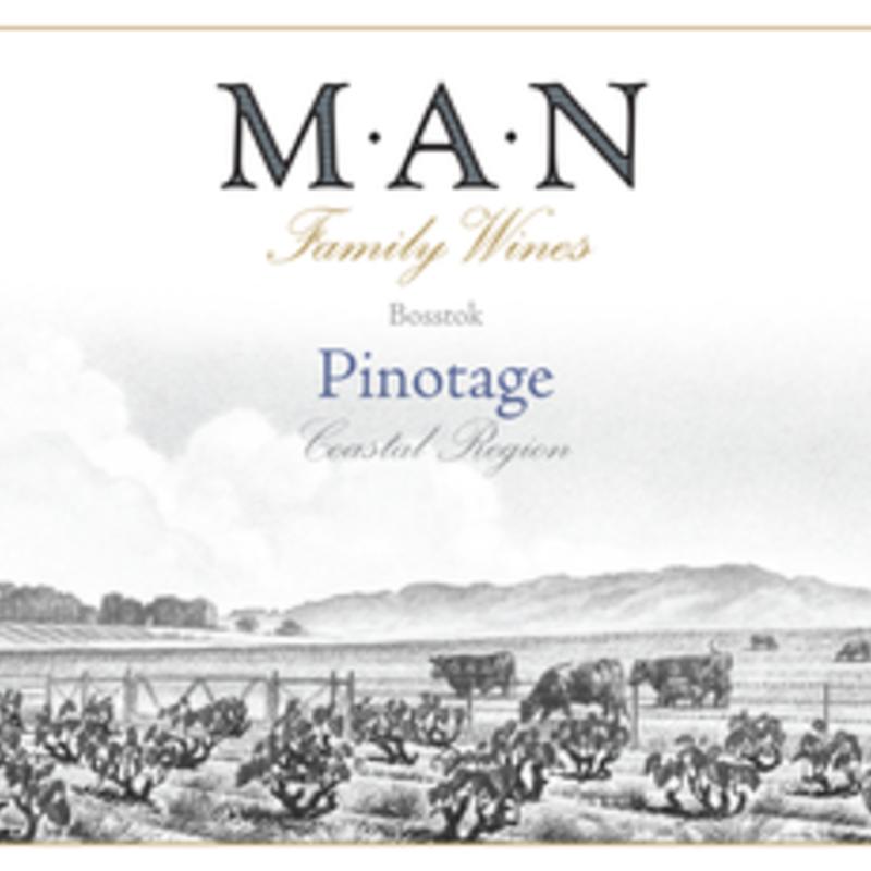 MAN Family Wines Pinotage 2019