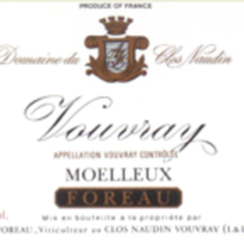 Philipe Foreau Domaine Du Clos Naudin Moelleux Vouvray 2015