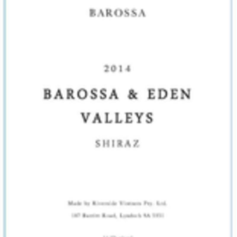 Powell & Son Barossa and Eden Valley Shiraz 2016