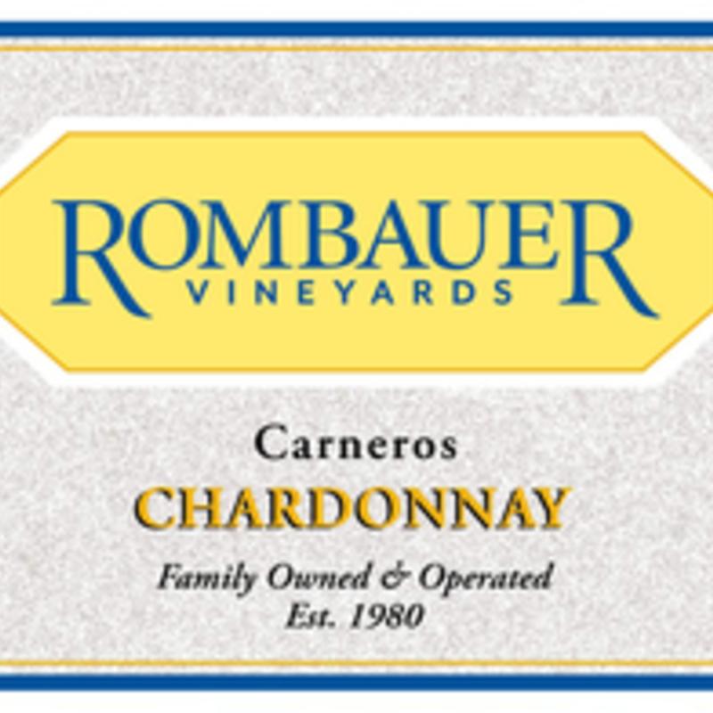 Rombauer Chardonnay 2018 750mL