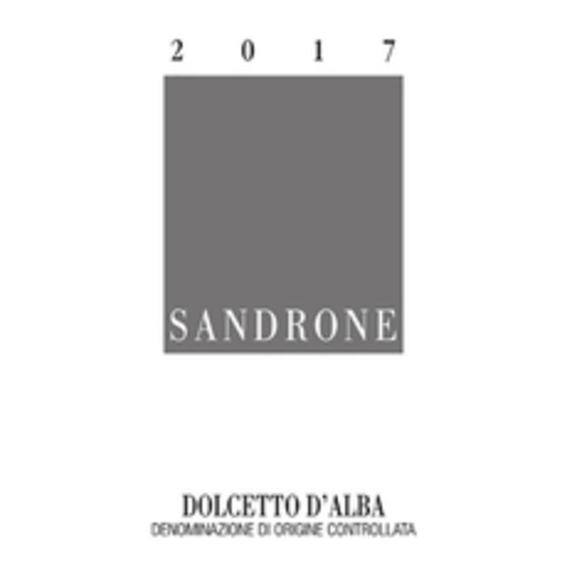 Sandrone Dolcetto d'Alba 2018