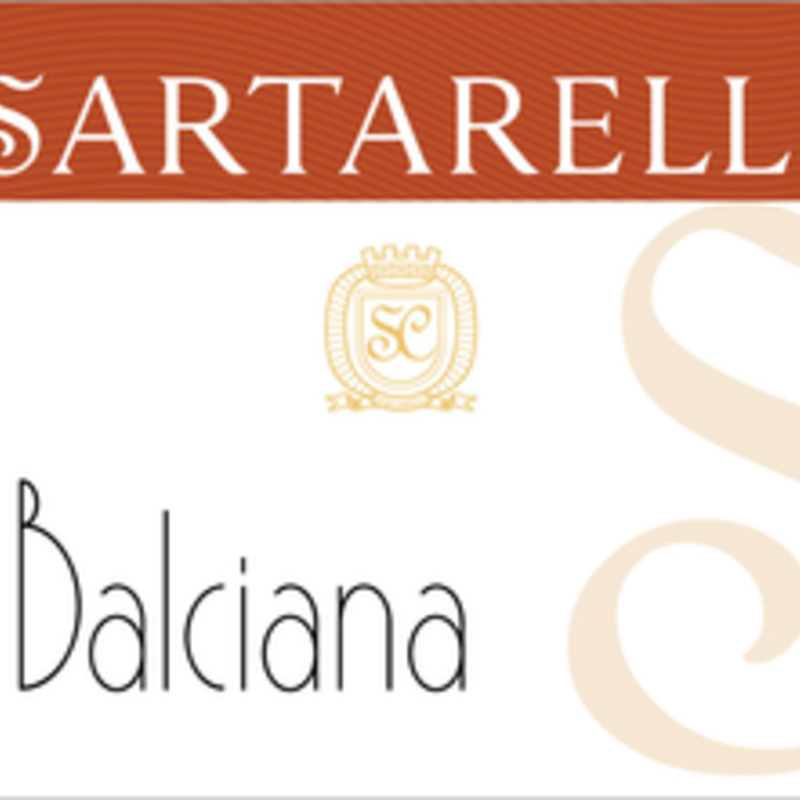 """Sartarelli """"Balciana"""" Verdicchio dei Castelli di Jesi Classico Superiore 2016"""