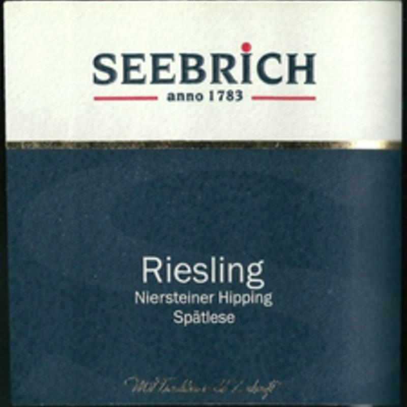 Seebrich Riesling Spatlese 2018