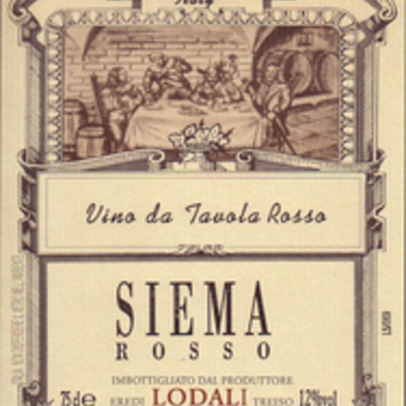 Siema Estate Wines Piemonte Rosso NV