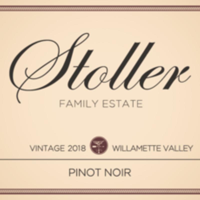 Stoller Family Estate Willamette Valley Pinot Noir 2019