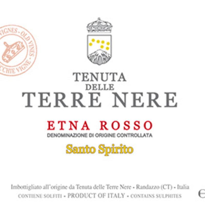 """Tenuta delle Terre Nere """"Santo Spirito"""" Etna Rosso 2018"""