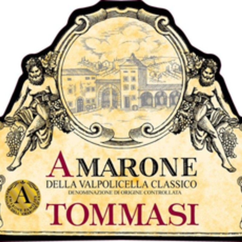 Tommasi Amarone Della Valpolicello Classico 2015 375mL