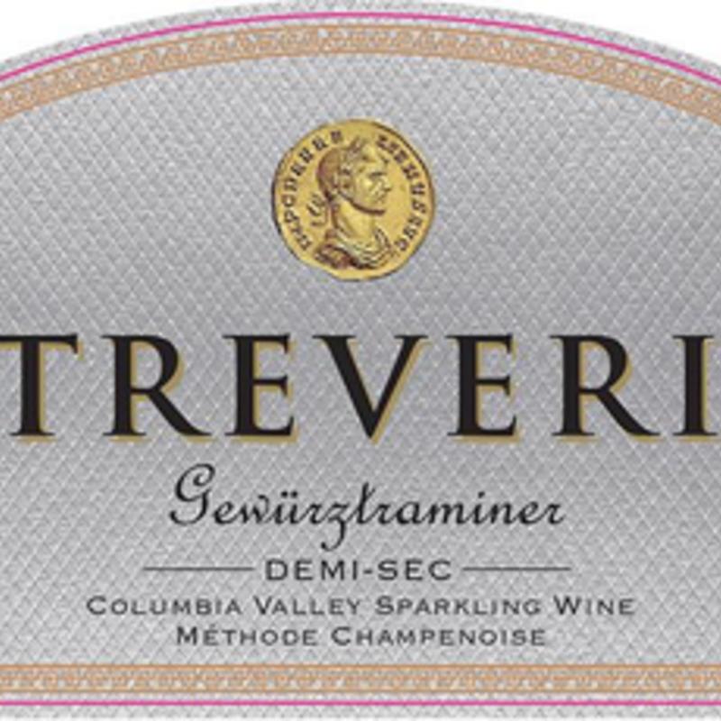 Treveri Cellars Sparkling Gewurztraminer Demi-Sec NV