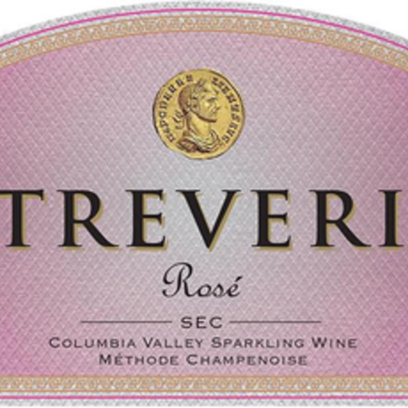 Treveri Cellars Sparkling Rose Sec NV