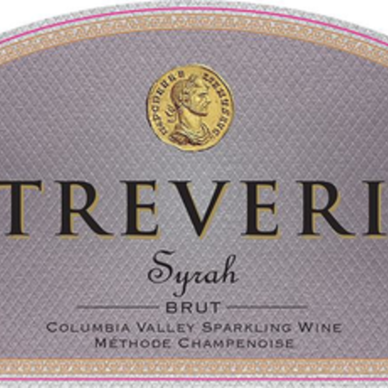 Treveri Cellars Syrah Brut NV