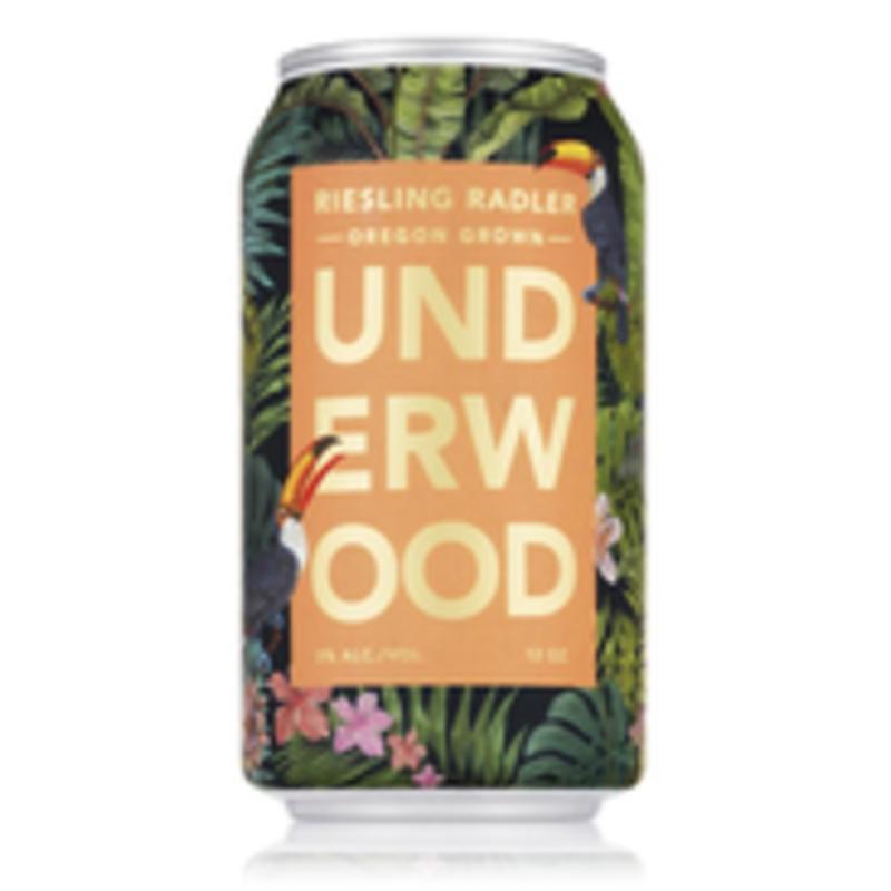Underwood Riesling Radler Can 375mL