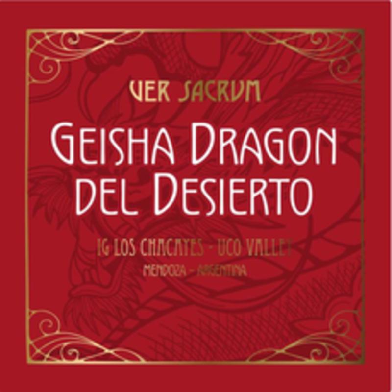 Ver Sacrum Geisha Dragon del Desierto 2020