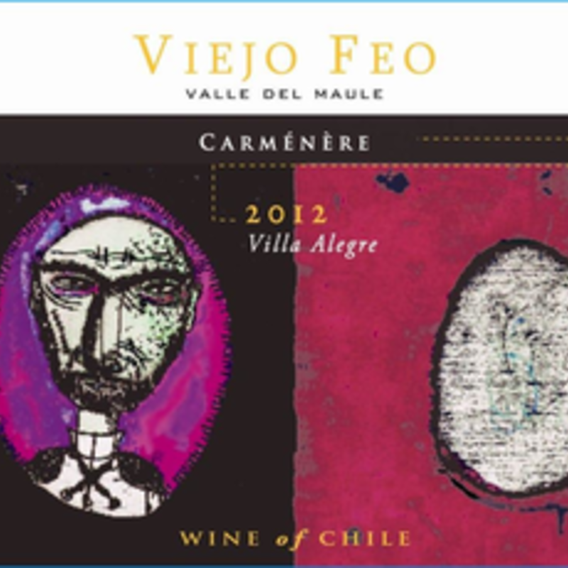 Viejo Feo Carmenere 2019