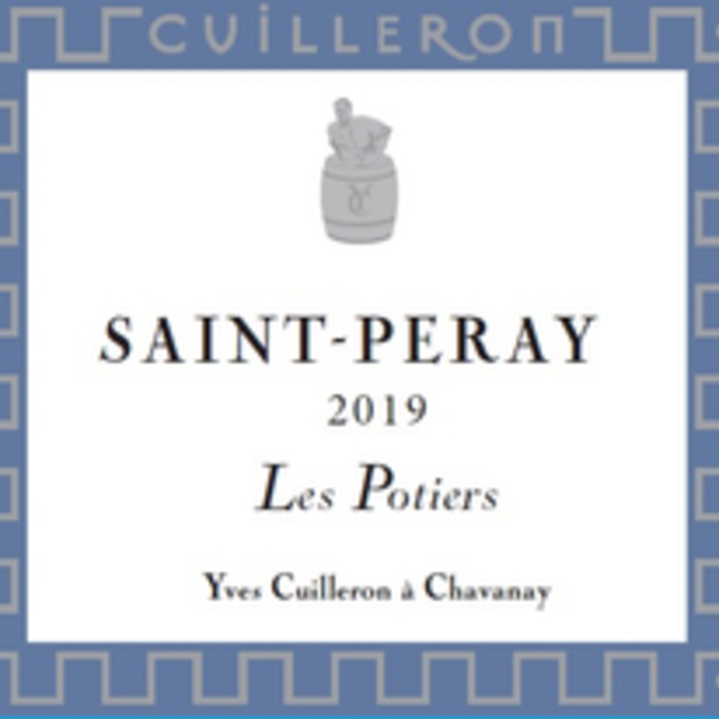 Yves Cuilleron St Peray 'Les Potiers' 2017