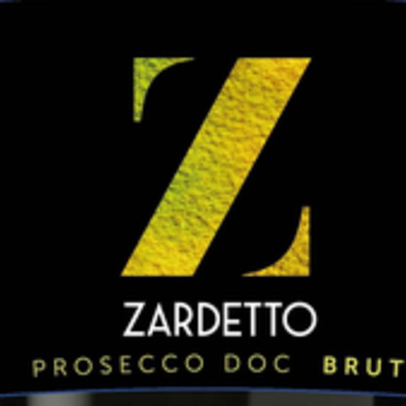 Zardetto Prosecco Brut NV 750mL