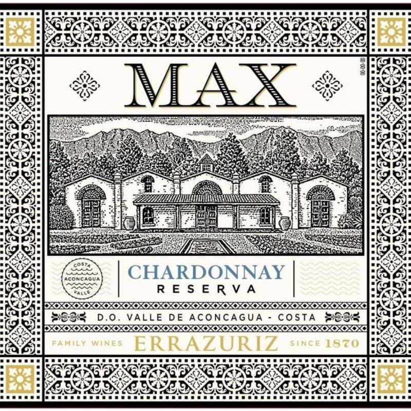 Errazuriz MAX Chardonnay Reserva 2019
