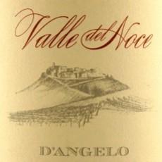 D'Angelo Aglianico del Vulture Valle del Noce 2015