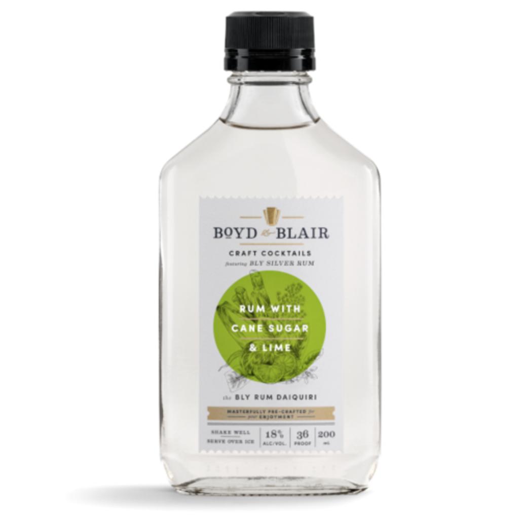 Boyd and Blair Rum Daiqiuri 200mL