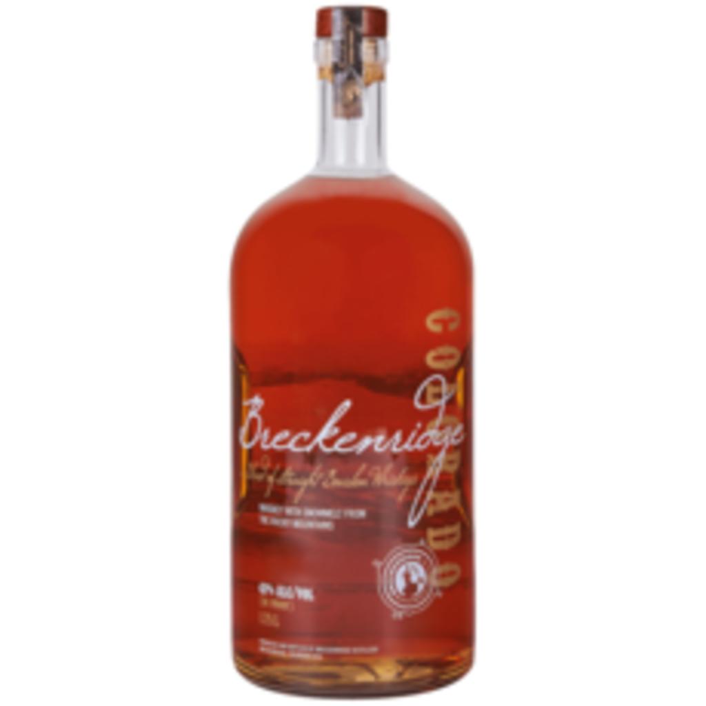 Breckenridge Bourbon 1.75L