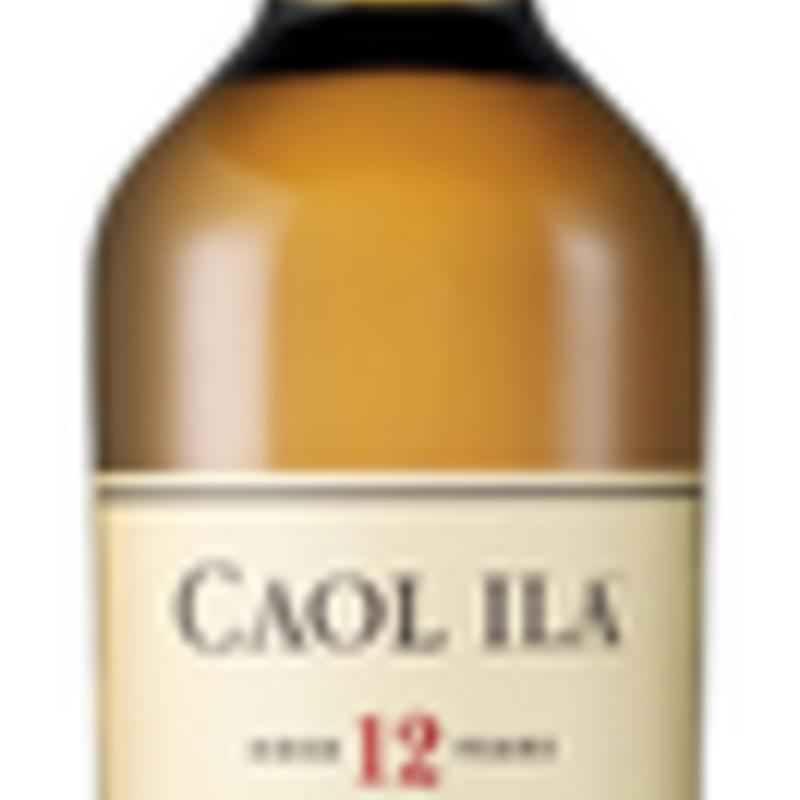 Caol Ila 12yo Single Malt 750mL