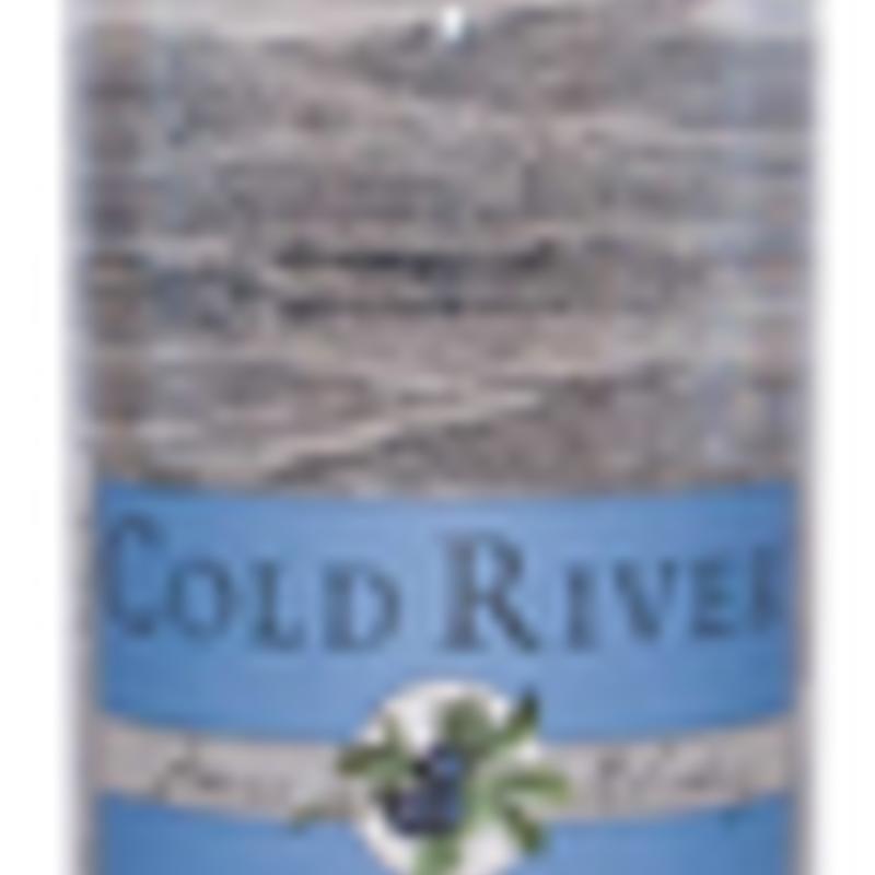 Cold River Blueberry Vodka 750mL