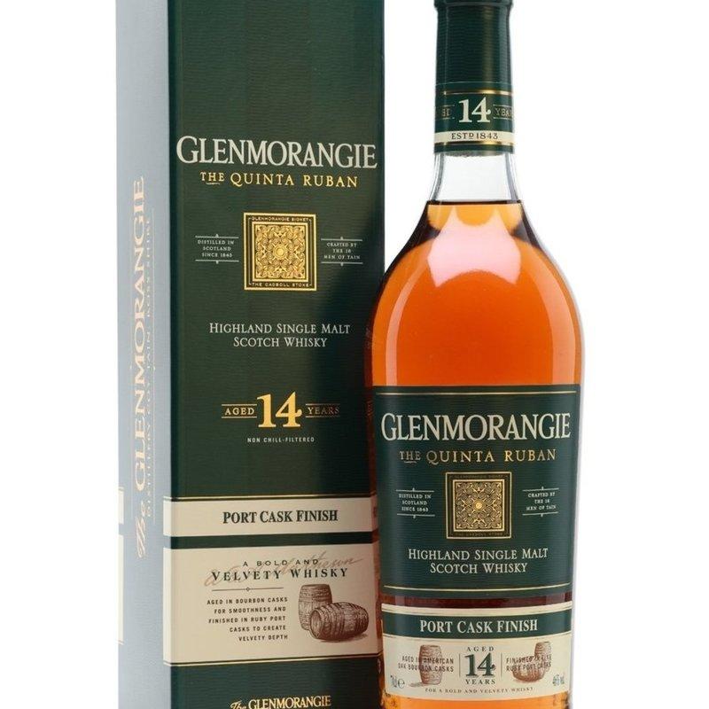 Glenmorangie 14yr Quinta Ruban 750mL