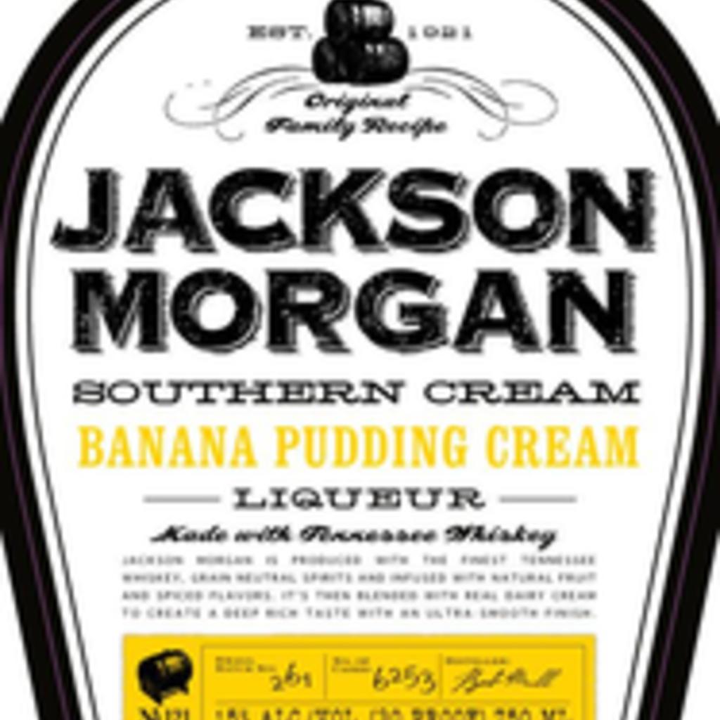 Jackson Morgan Banana Pudding Cream 375mL