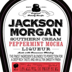 Jackson Morgan Peppermint Mocha 750mL