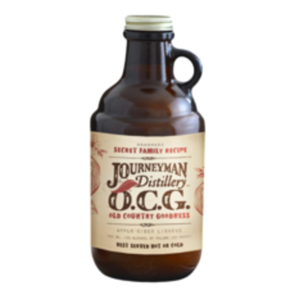 Journeyman OCG Apple Cider Liquor 750mL