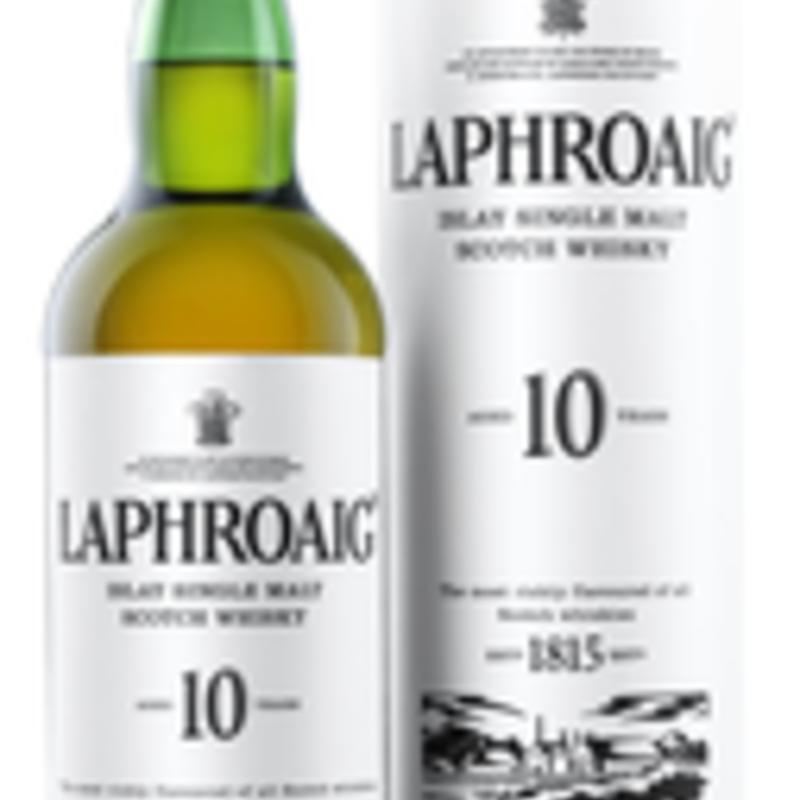 Laphroaig 10yr 750mL