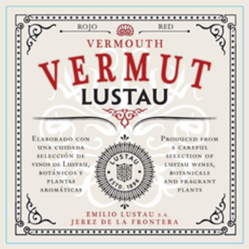 Lustau Vermut Red 750mL