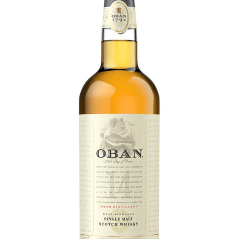 Oban 14 Year 750mL