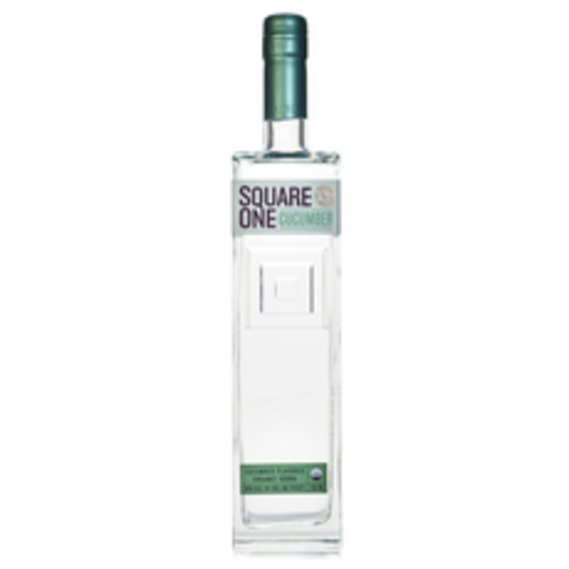 Square One Cucumber 750mL