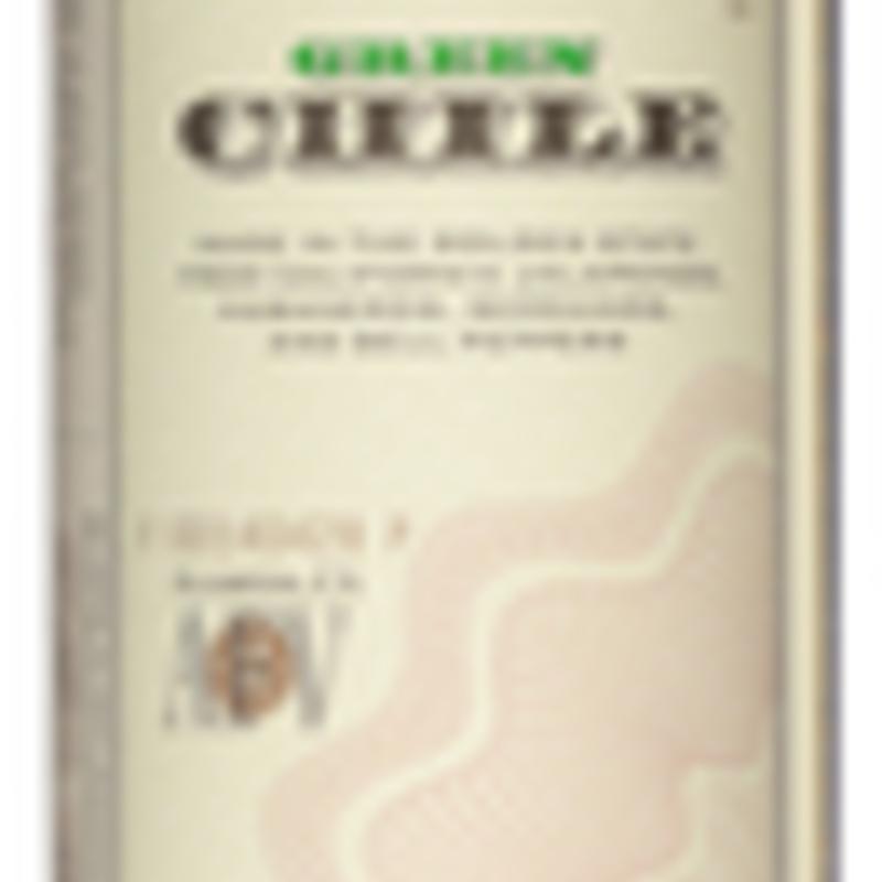 St George Green Chili Vodka 750mL
