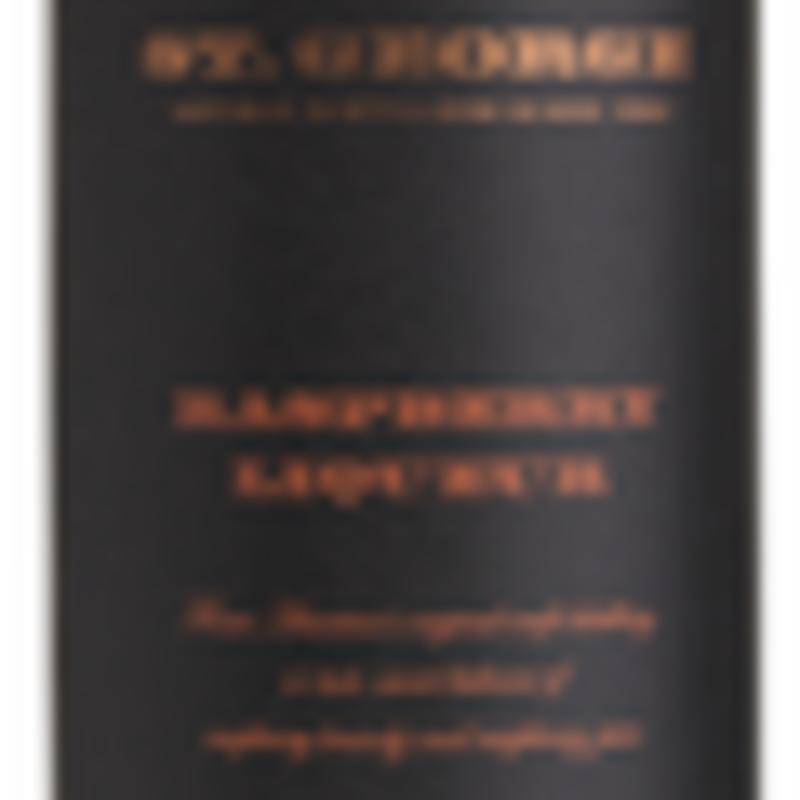 St George Raspberry Liquor 750mL