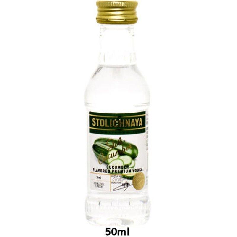 Stolichnaya Cucumber Vodka 50mL
