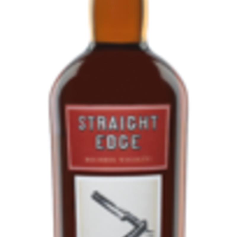 Straight Edge Bourbon 750mL